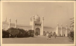 India Building, Sesquicentennial Exposition