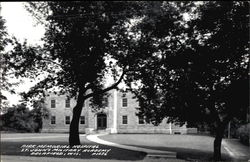 St. John's Military Academy - Birk Memorial Hospital