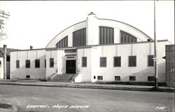 Grafton Arena Postcard