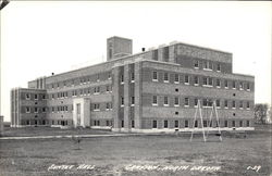 Sunset Hall Postcard