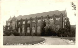 Administration Bldg., University of Idaho