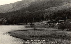 Willey House Site, Crawford Notch State Park