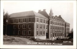Waller Hall, Washington State College
