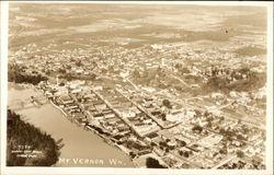 Aerial View of Mt. Vernon