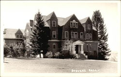 Stevens Hall, Washington State University