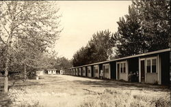 Cabins at Diestelhorst Auto Camp