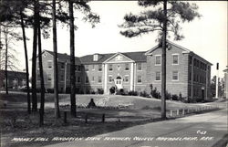 Mooney Hall, Henderson State Teacher's College