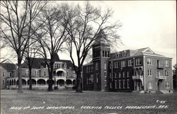 North and South Dormitories, Ouachita College