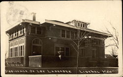 Residence of Lee Larrabee