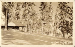 Oak Knoll Camp in Winter