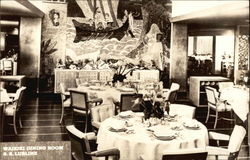 Waikiki Dining Room, S.S. Lurline