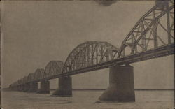 Bridge near Khabarovsk