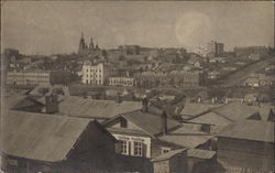 View of Khabarovsk 1918-1919