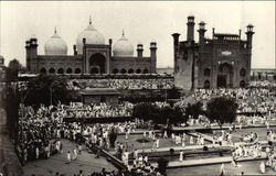 Shahi Mosque l'd Prayer