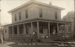 The Baby Fold of the Mason Deaconess Home