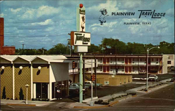 Plainview Travelodge Texas