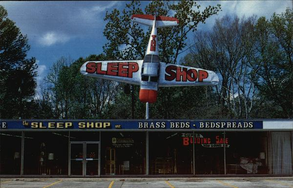 The Sleep Shop Baton Rouge Louisiana John Margolies