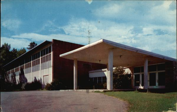 Community Center Hickory North Carolina