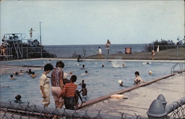 The Salvation Army Camp - Heated Swimming Pool Troutburg New York