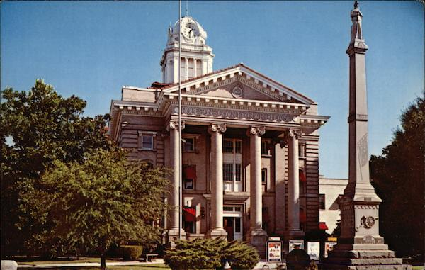 Robeson County Court House Lumberton North Carolina