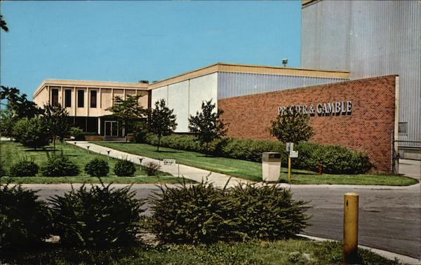 Procter & Gamble Manufacturing Co Lima Ohio