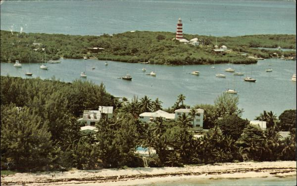 Hopetown Harbour Lodge Abaco Bahamas Caribbean Islands