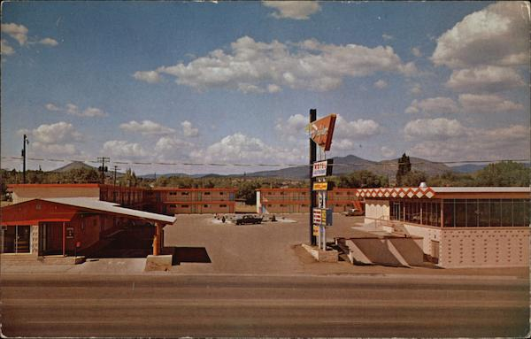The Drifter Motel Lounge Restaurant Silver City Nm