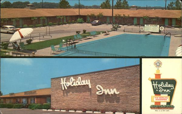 Holiday Inn Alexandria Louisiana
