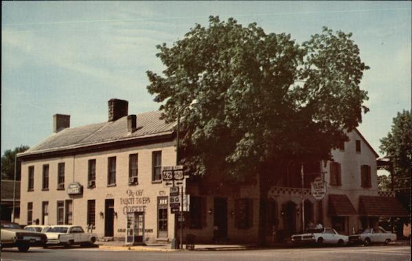 Talbott Tavern - Continuously Since 1779 Bardstown Kentucky