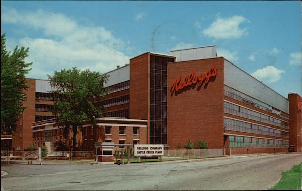 Kellogg Company Battle Creek Michigan