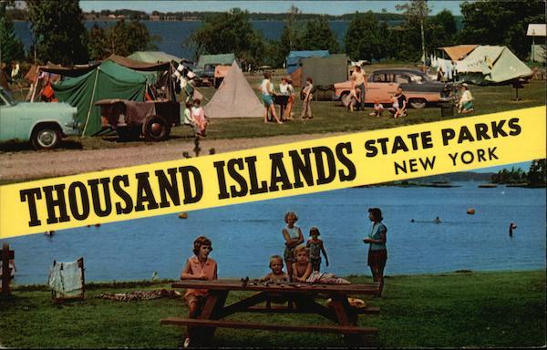 Thousand Island State Parks Thousand Island Park New York