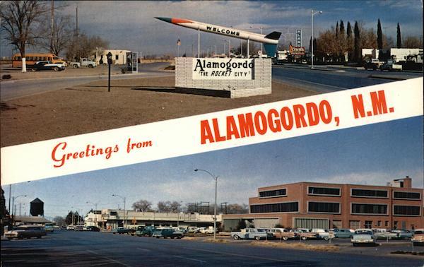 Alamogordo City