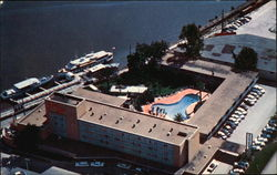 An Aerial View of the Jack Tar Orange House