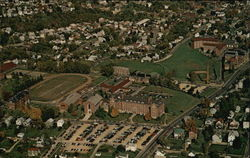 Aerial View of Loras College