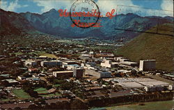 University of Hawaii Postcard