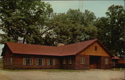 Pell Lodge, Epworth Forest, Lake Webster