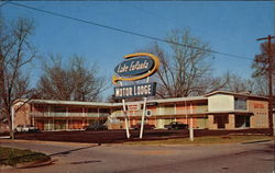Lake Eufala Motor Lodge