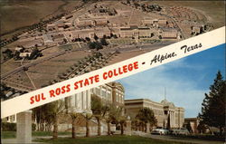 Sul Ross State College
