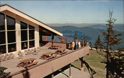Cliff House, Mount Mansfield
