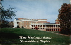 Fine Arts Building, Mary Washington College