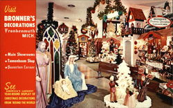 Visit Bronner's Decorations