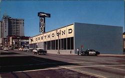 Greyhound Bus Terminal - Pacific Avenue