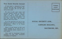 Your Social Security Account