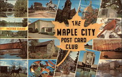 The Maple City Post Card Club