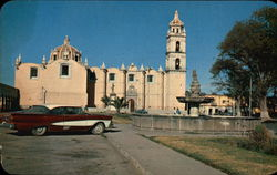 "The Church of ""San Pedro"" Postcard"