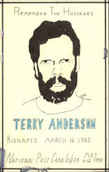 Remember the Hostages - Terry Anderson