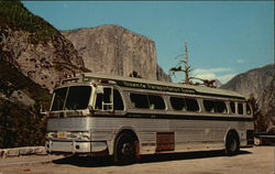 Yosemite Transportation Bus