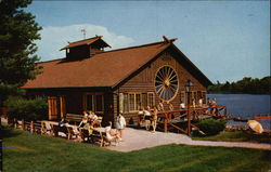 Wagon Wheel Hall Overlooking Big Wildcat Lake