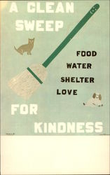 A Clean Sweep For Kindness