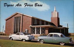 Dyess Air Force Base Postcard
